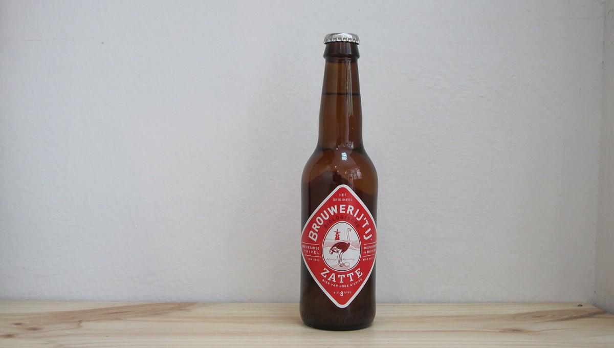 Brouwerij 't IJ Zatte Bio