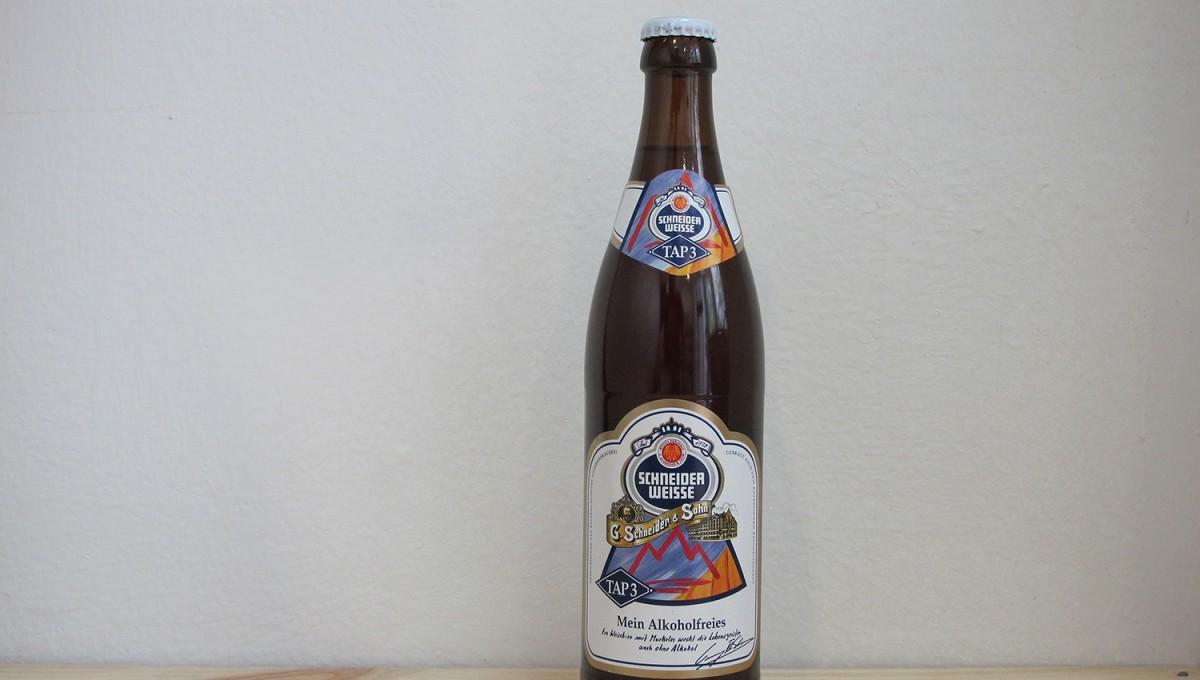 Schneider Weisse Mein Alkoholfreies TAP 3