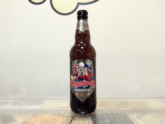 Cerveza Robinsons Trooper Iron Maiden