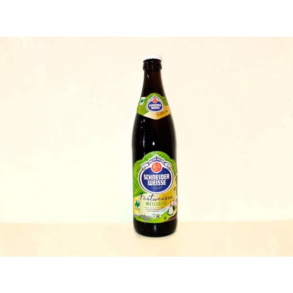 Cerveza Schneider Festweisse TAP4
