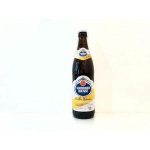 Botella de cerveza Schneider Meine Helle Weisse TAP1