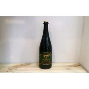 Botella 75 cl. Cerveza Spigha Na Valora