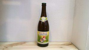 Botella de Cerveza La Chouffe Houblon 75 cl.
