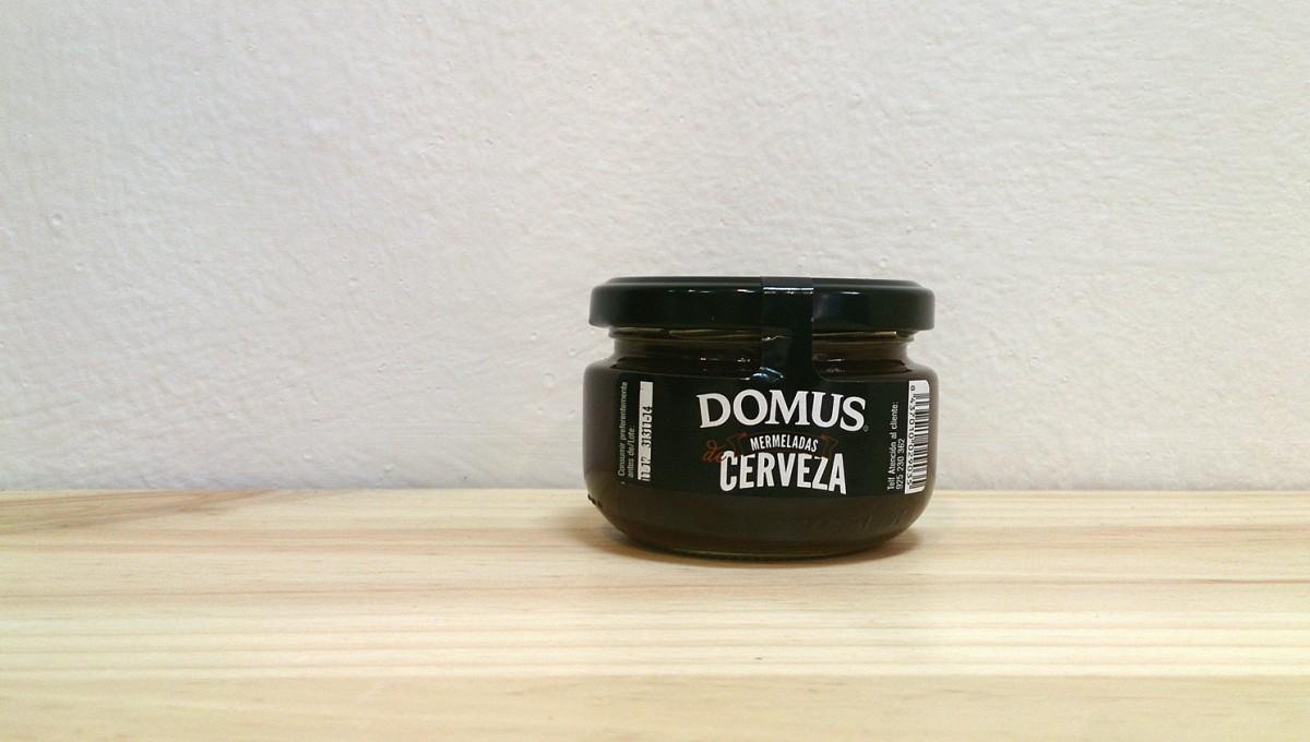 Mermelada de cerveza Domus