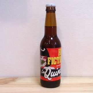 Cerveza La Quince Hop Fiction
