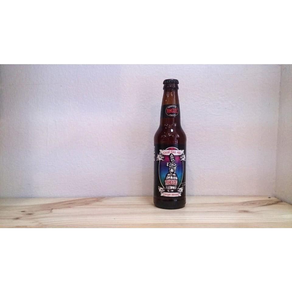 Botella de Cerveza Rogue Dead Guy Ale