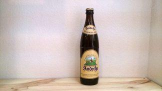 Botella de Cerveza Andechs Weissbier Hell
