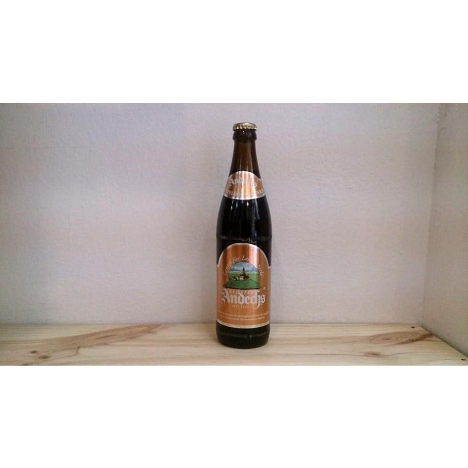 Botella de Cerveza Andechs Doppelbock