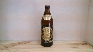Botella de Cerveza Augustiner Edelstoff