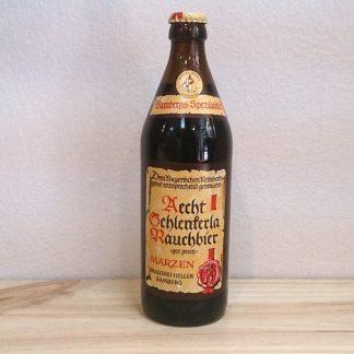Botella de Cerveza Aecht Schlenkerla Rauchbier - Märzen