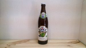 Botella de Cerveza Schneider Weisse Mein Grünes TAP 4