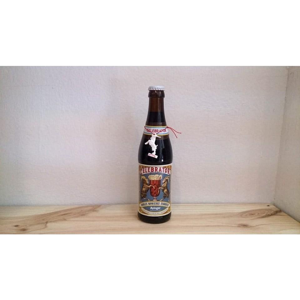 Botella de Cerveza Ayinger Celebrator