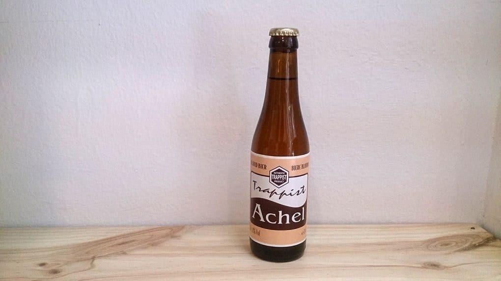 Botella de Cerveza Achel Blond