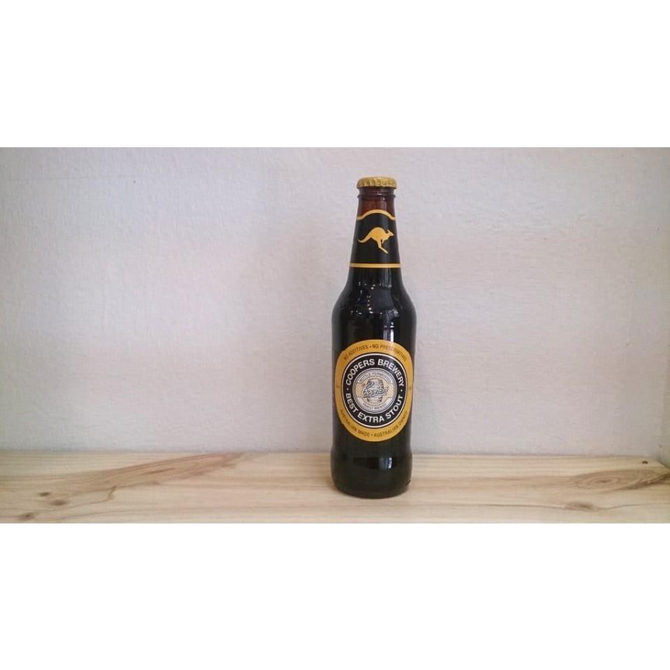 Botella de Cerveza Coopers Stout
