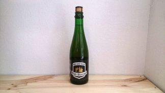 Botella de Cerveza Oud Beersel Oude Geuze Vieille