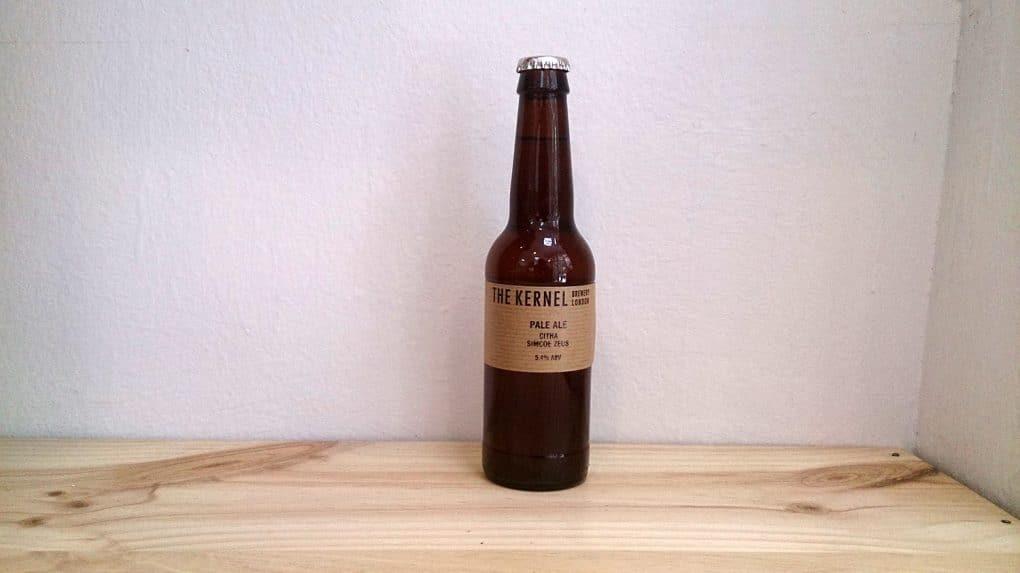 Botella de Cerveza The Kernel Pale Ale Citra, Simcoe, Zeus