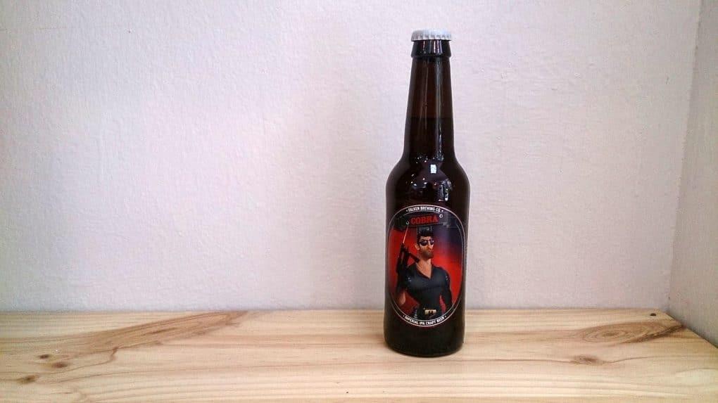Botella de Cerveza Falken Cobra