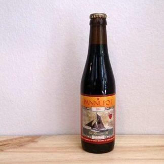 Botella de Cerveza Struise Pannepot 2014