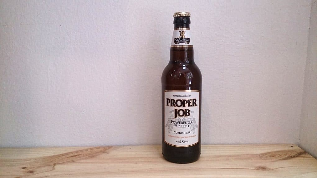 Cerveza St. Austell Proper Job - English IPA