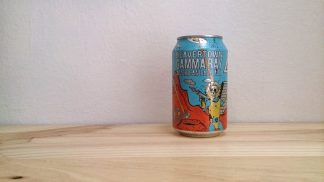 Lata de Cerveza Beavertown Gamma Ray