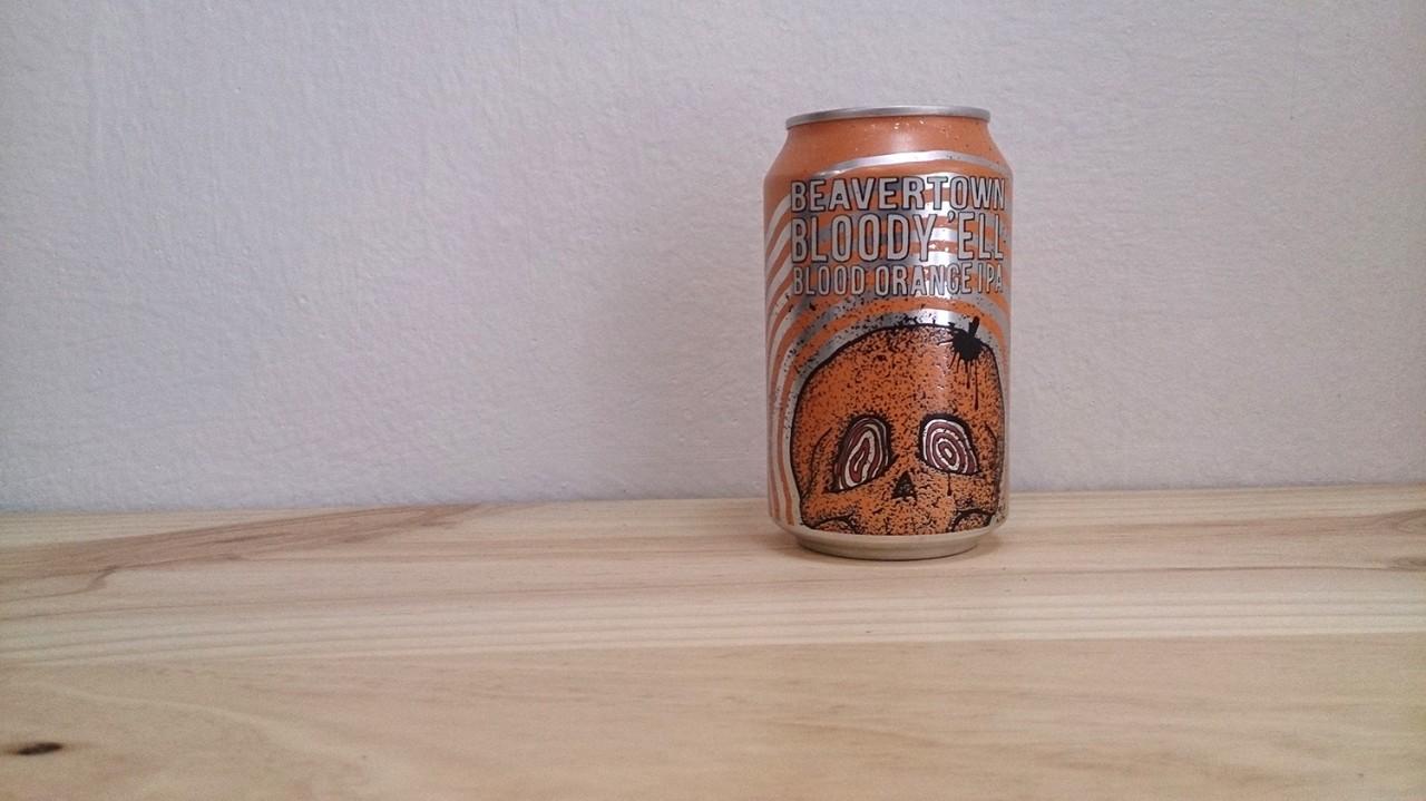 Lata de Cerveza Beavertown Bloody'ell
