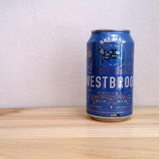 Lata de Cerveza Westbrook One Claw