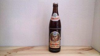 Botella de Cerveza St. Georgen Bräu Kellerbier