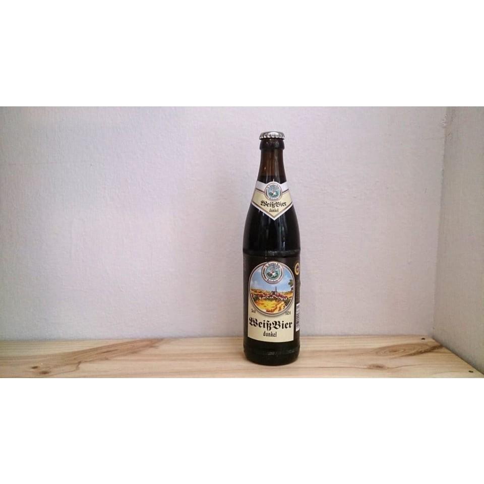 Cerveza St. Georgen Bräu Weissbier Dunkel
