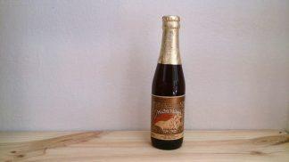 Botella de Cerveza Lindemans Pêche