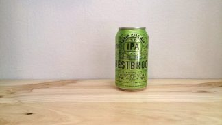 Lata de Cerveza Westbrook IPA