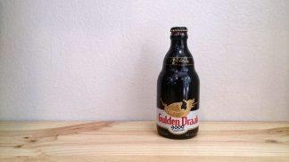 Botella de Cerveza Gulden Draak 9000