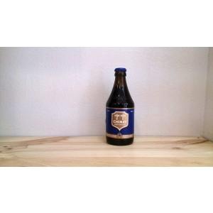 Botella de Cerveza Chimay Bleue