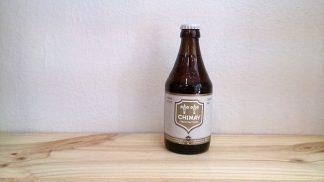 Botella de Cerveza Chimay Triple Blanche