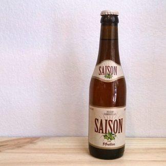 Botella de Cerveza St. Feuillien Saison