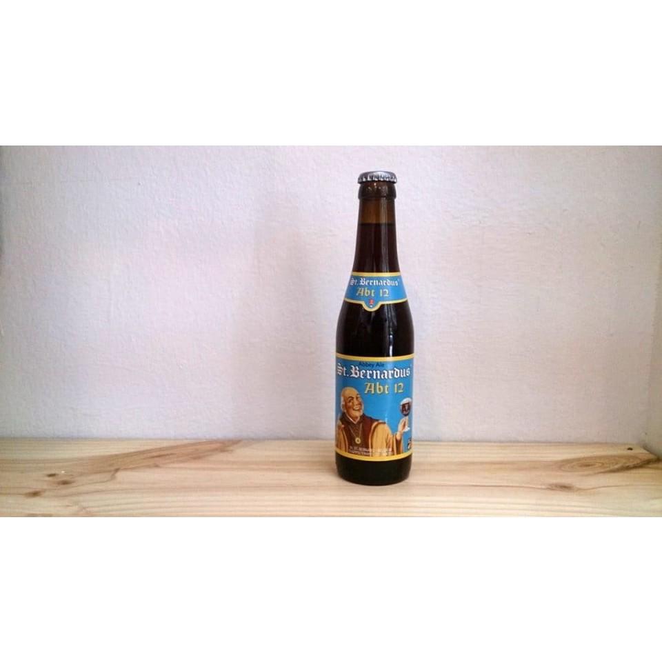 Botella de Cerveza St. Bernardus Abt 12