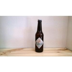 Botella de Cerveza La Cibeles IPA Dry Hopping