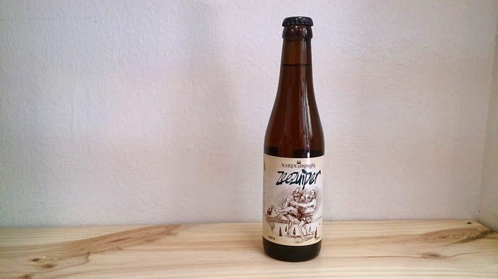 Botella de Cerveza Zeezuiper