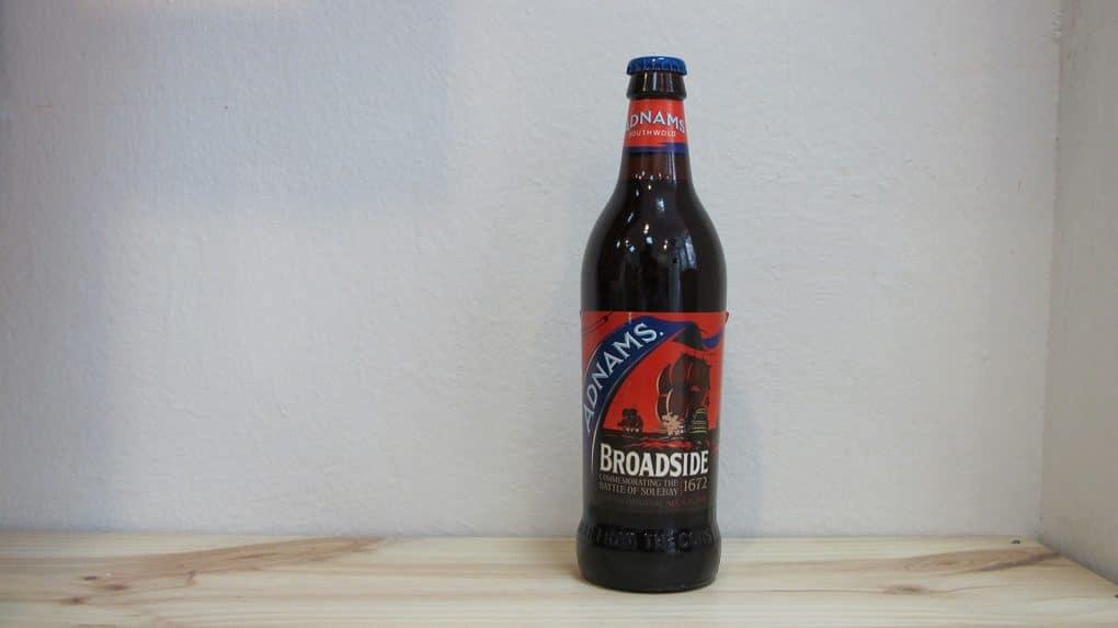Botella de Cerveza Adnams Broadside
