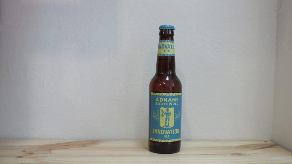 Botella de Cerveza Adnams Innovation IPA