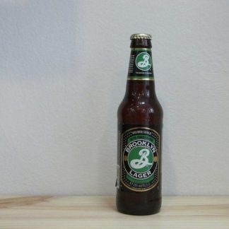 Botella de Cerveza Brooklyn Lager