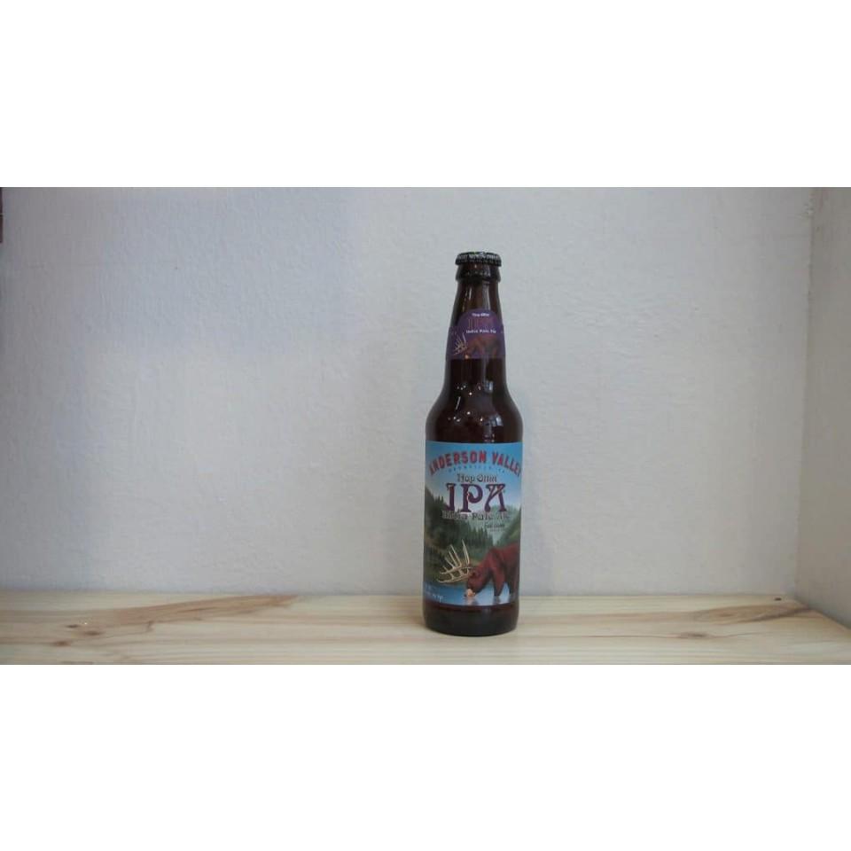 Botella de Cerveza Anderson Valley Hop Ottin IPA