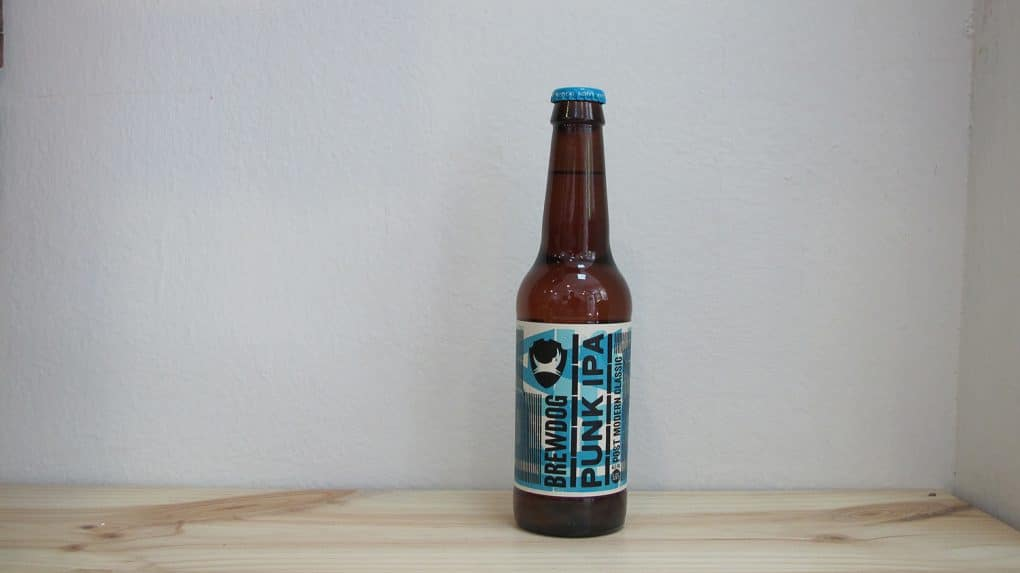 Botella de Cerveza BrewDog Punk IPA