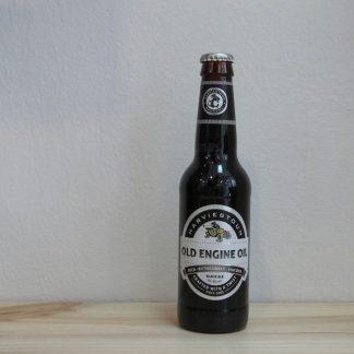 Botella de Cerveza Harviestoun Old Engine Oil