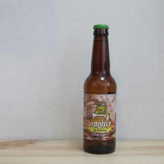 Botella de Cerveza Brønhër Large Lager The Drunk Hop