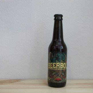 Botella de Cerveza Yria Beerbol