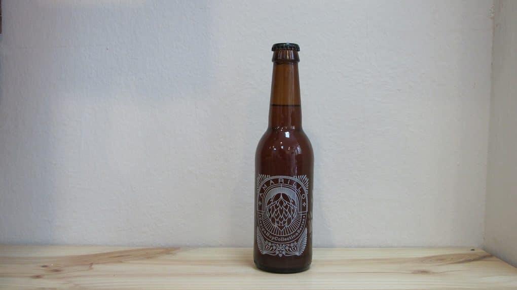 Botella de Cerveza Espiga HopCollection Series Amarillo