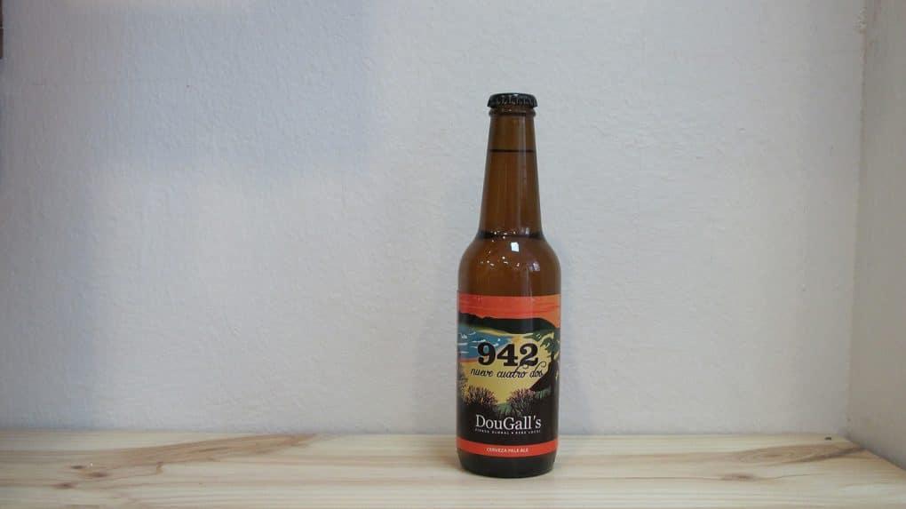 Botella de Cerveza DouGall's 942