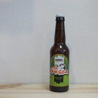 Cerveza Guineu La Fresca