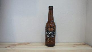 Botella de Cerveza Domus Toledo