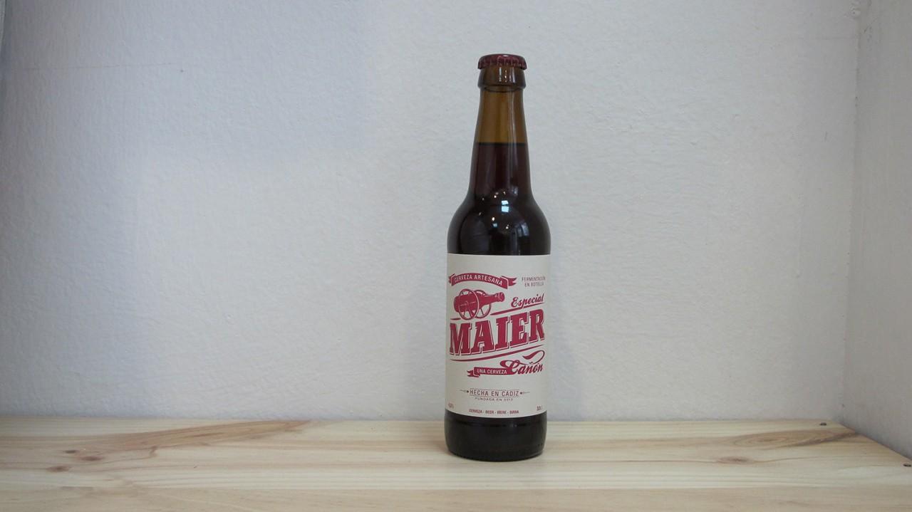 Cerveza Maier Pale Ale 33 cl